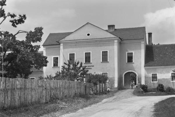 Olešnice 1934 - 1936