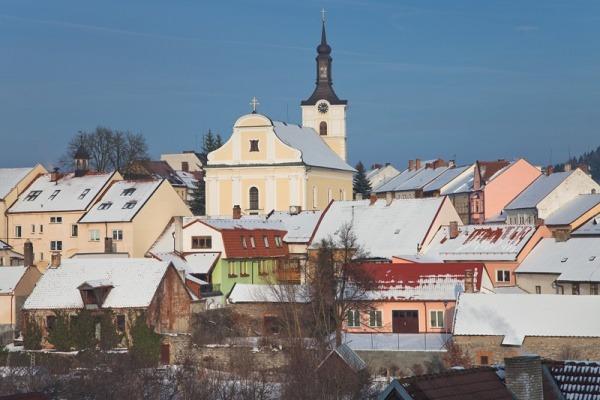 Zimní Olešnice 2010-2011