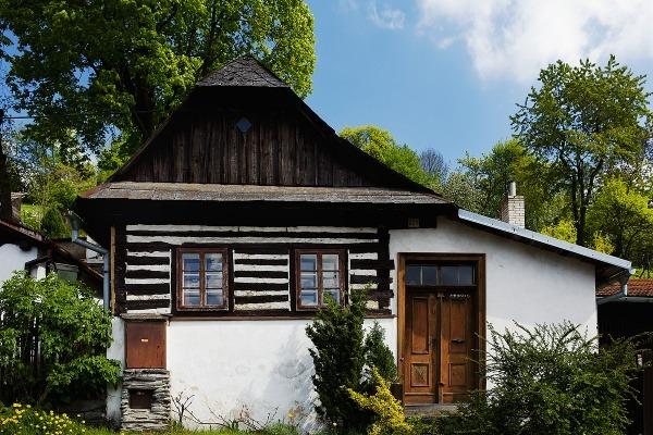 Olešnice - dřevěnice na Horním Vejpustku