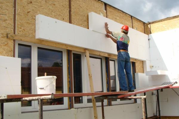 2009 Zateplení pláště přístavby školy