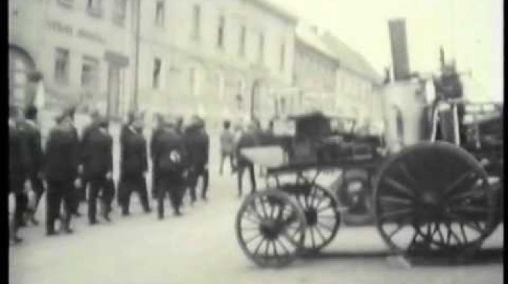 125 let činnosti SDH v Olešnici na Moravě (1999)