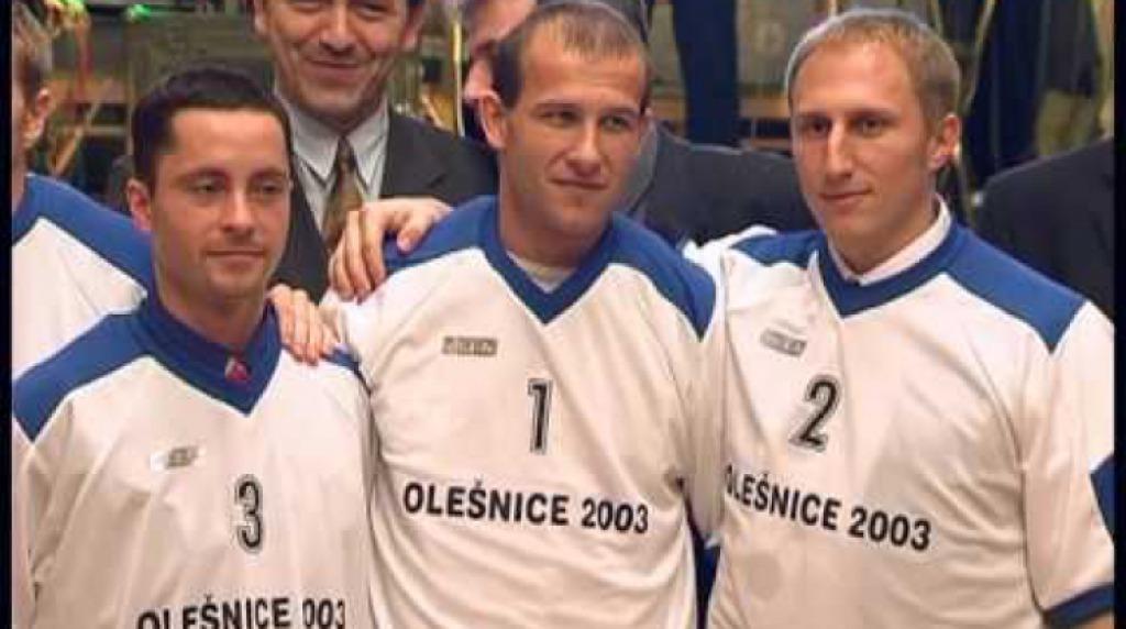 Olešnice kronika roku 2004