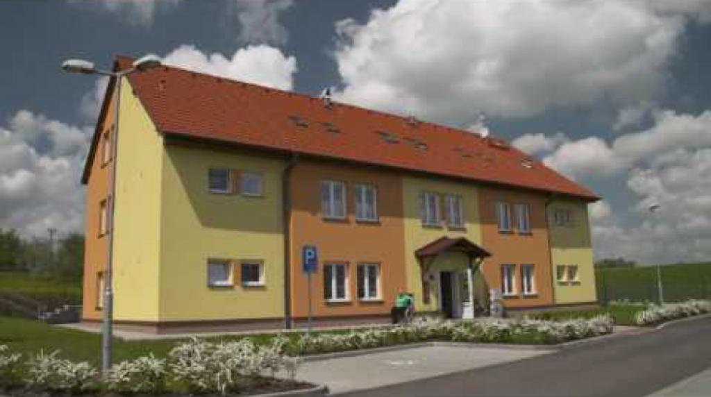 Dům chráněného bydlení v Olešnici