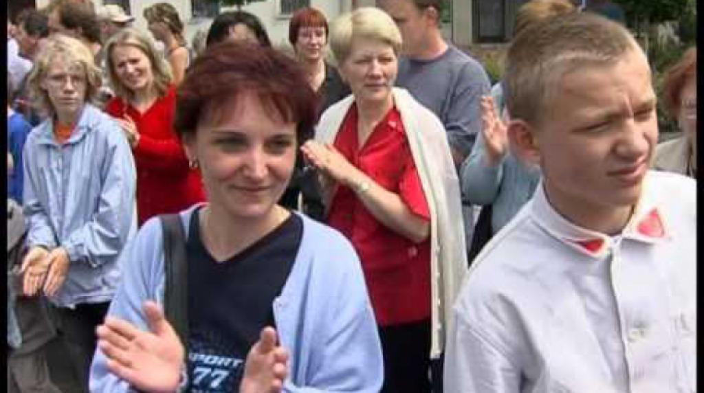 130 výročí založení SDH v Olešnici (2004)